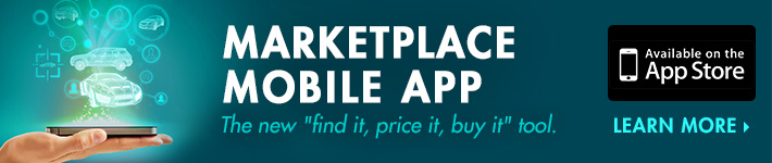 Marketplace Mobile App Available on the App Store - Click here to learn more