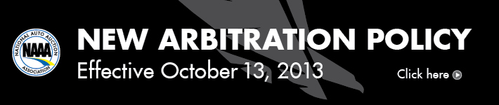 NAAA Arbitration Policy - Click here