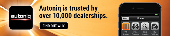 Autoniq is trusted by over 10,000 dealerships - Find out why